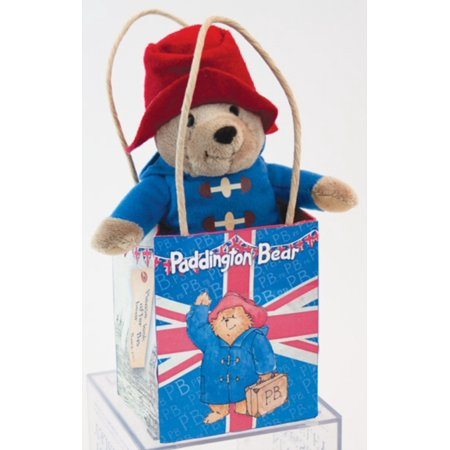 - Paddington in Union Jack Bag