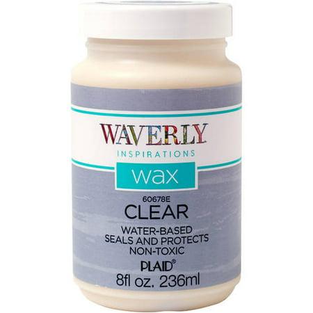 Waverly Inspirations Wax Sealer - Clear, 8 oz.