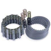 Barnett Clutch Kit Carbon Fiber Plates/Springs Fits 02-08 Honda VTX1800R