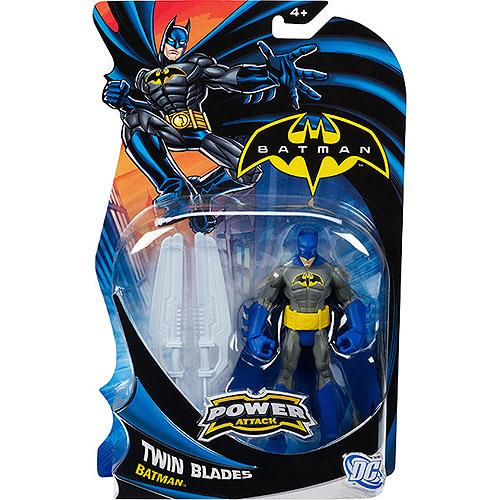 DC Comics Twin Blades Batman Action Figure