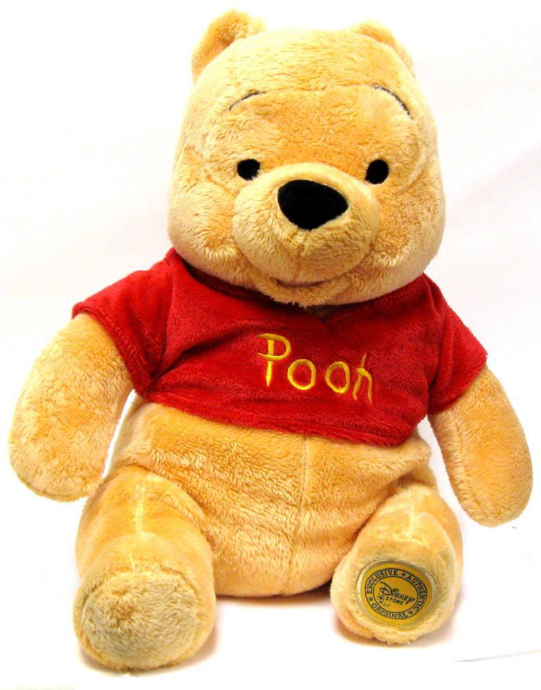Disney Winnie the Pooh Plush by