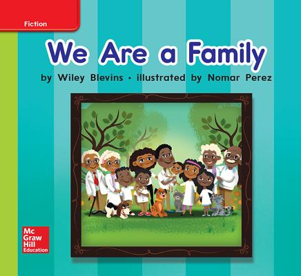 World of Wonders Patterned Book # 3 We Are a Family
