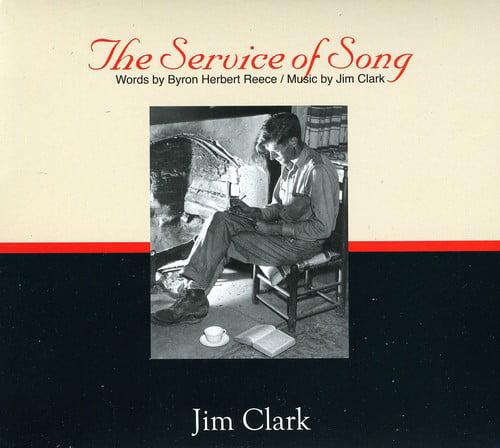Jim Clark - Service of Song [CD]