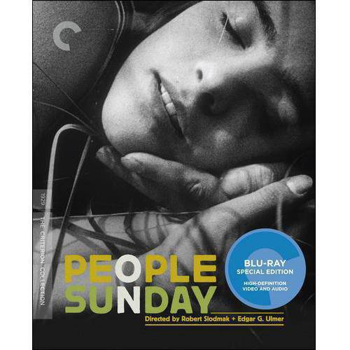 People On Sunday (Silent) (Criterion Collection) (Blu-ray) (Full Frame)