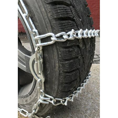 Snow Chains 3831  345/55R16LT, 345/55-16 LT VBAR Tire Chains priced per pair. - image 1 of 4