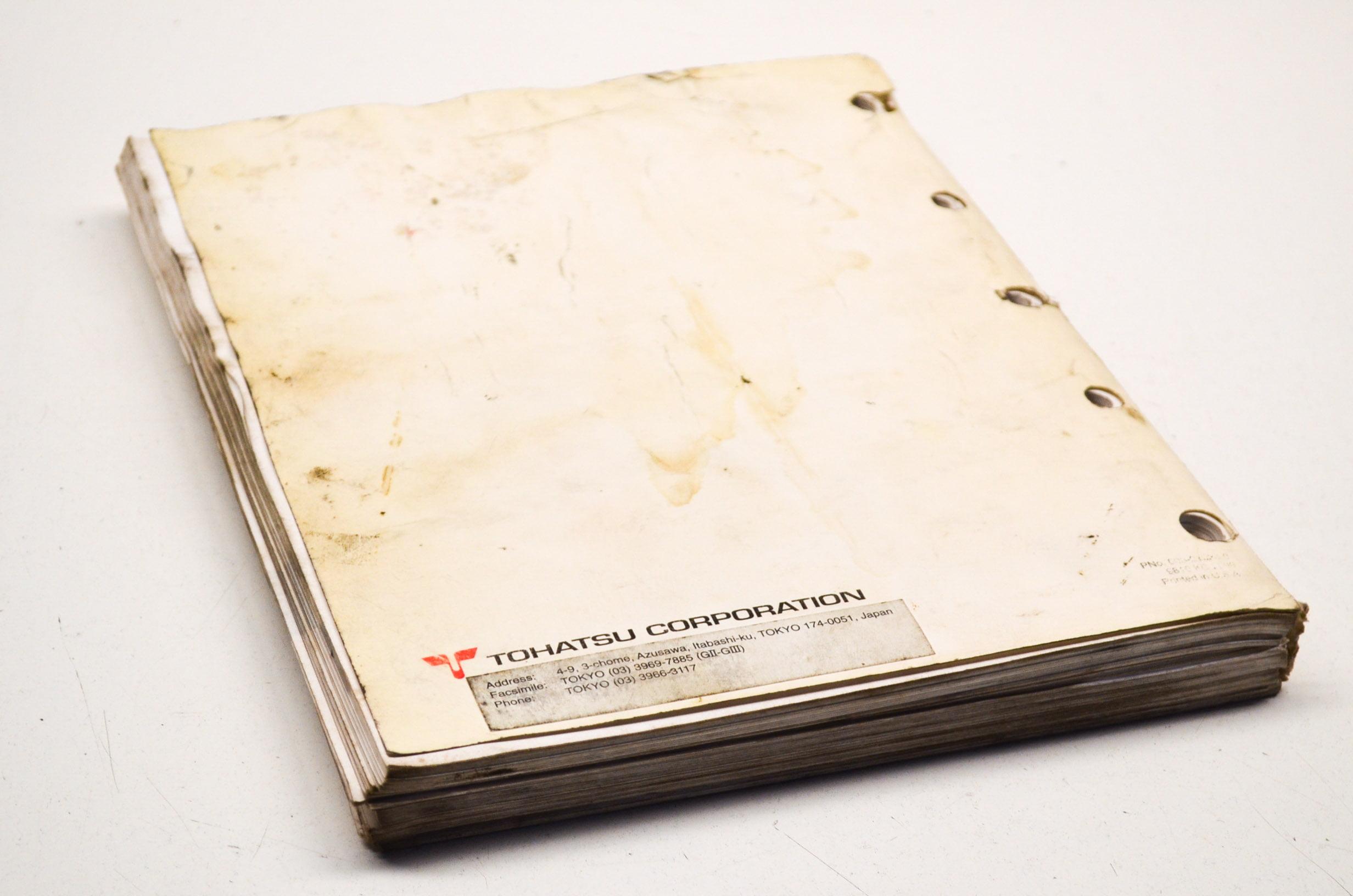 tohatsu 9 9 service manual