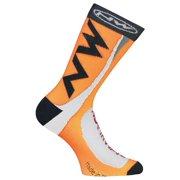 Northwave, Extreme Tech , Socks, Orange Fluo, M
