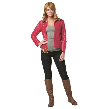 ONCE UPON A TIME EMMA SWAN ADULT WOMENS COSTUME](Spain Costume)