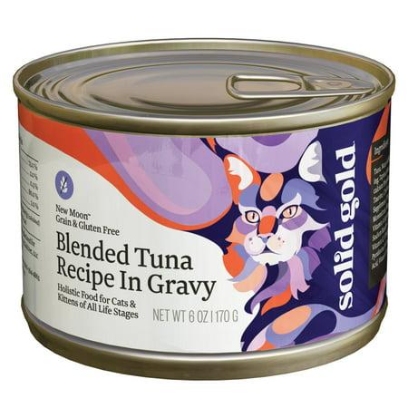 Solid Gold Indigo Moon Grain Free Dry Cat Food 12lb (Packaging May Vary) ()