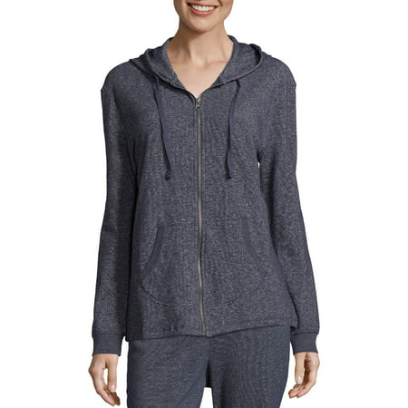 - Women's French Terry Zip Hoodie