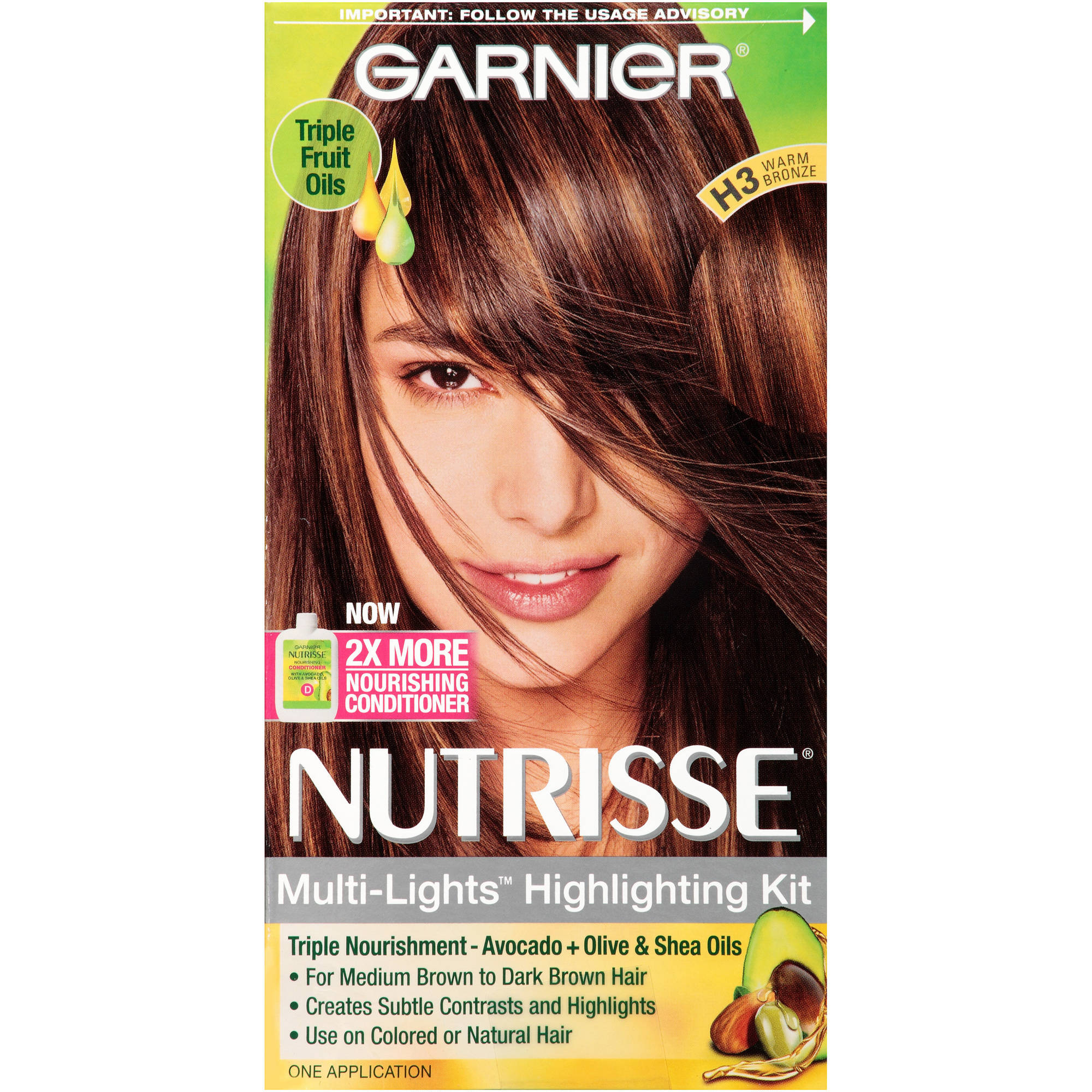Garnier Nutrisse Highlighting