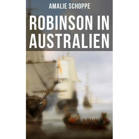 Robinson in Australien - eBook (Shops In Perth, Australien)