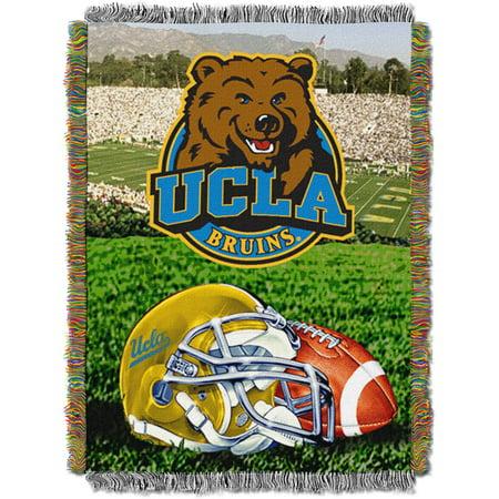 "NCAA 48"" x 60"" Tapestry Throw Home Field Advantage Series- UCLA"