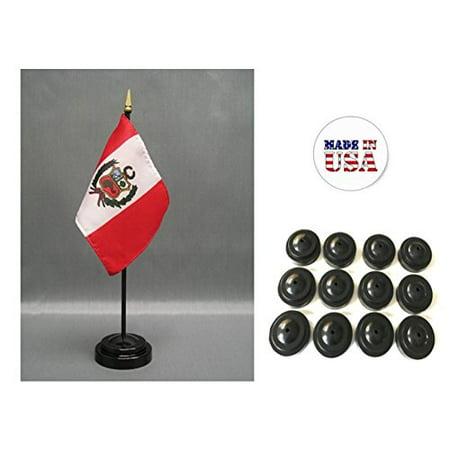 Made in USA. 12 Peru 4