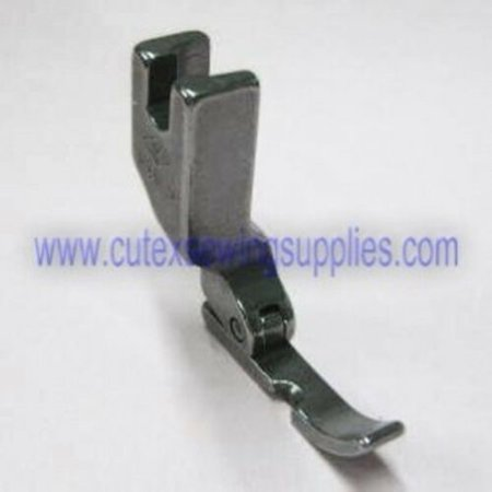Industrial Sewing Machine Narrow Left Hinged Zipper Cording Foot