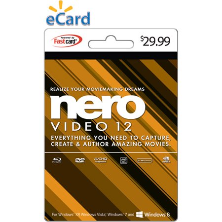 Nero Video 12 $29.99 eGift Card (Email Delivery) ()
