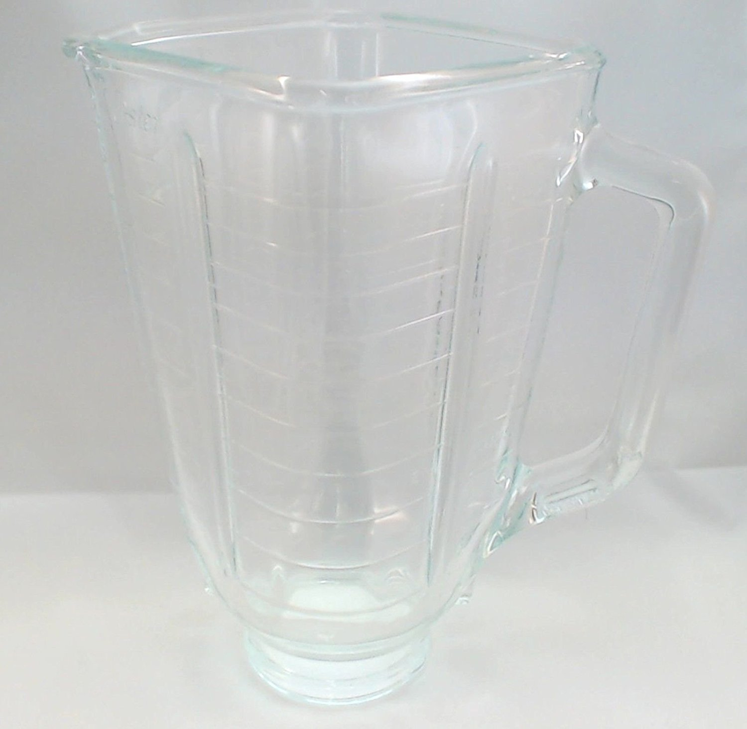 025843-000-000 Blender Glass Jar (Square Top), Ship from USA,Brand Oster