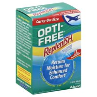 Opti-Free RepleniSH Multi Purpose Disinfecting Solution-2 oz (60 ml), Carry On Size