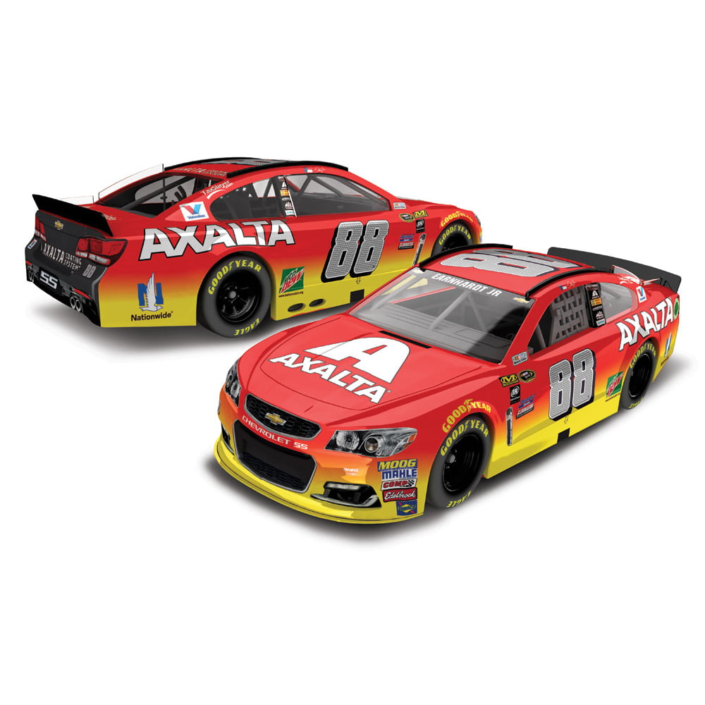 Dale Earnhardt Jr.Action Racing Axalta 2016 Regular Paint 1:64 Die-Cast Car No Size by Lionel LLC