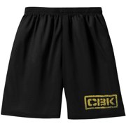 Comeback Kid Men's  Gym Shorts Black