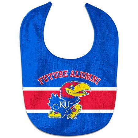 Kansas Jayhawks WinCraft Infant Future Alumni All-Pro Bib - No Size