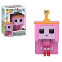 Funko Pop! TV: Adventure Time/Minecraft S1 - Princess Bubblegum