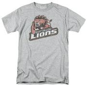 Friday Night Lights East Dillion Lions Mens Short Sleeve Shirt