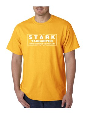 ea782371db349 Product Image 775 - Unisex T-Shirt Stark Targaryen Game Of Thrones Election  Small Red