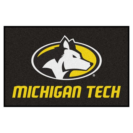 Virginia Tech Starter Rug (Michigan Tech Starter Rug 19