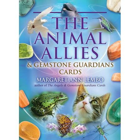 Gemstone Animal (The Animal Allies and Gemstone Guardians Cards )