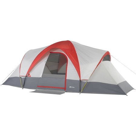 Ozark Trail Weatherbuster 9 Person Dome Tent + 2-Pk Intex 8.75