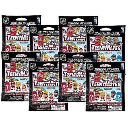 TeenyMates NHL Series 5 (Goalies) Blind Pack 8-Pack Assortment by Party