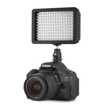 Chromo LED CI-160 Dimmable Ultra High Power Panel, Camcorder Video Light