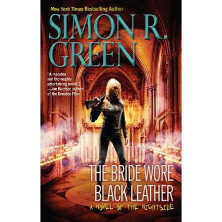 The Bride Wore Black Leather - eBook