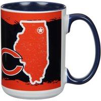 Chicago Bears State of Mind 15oz Mug