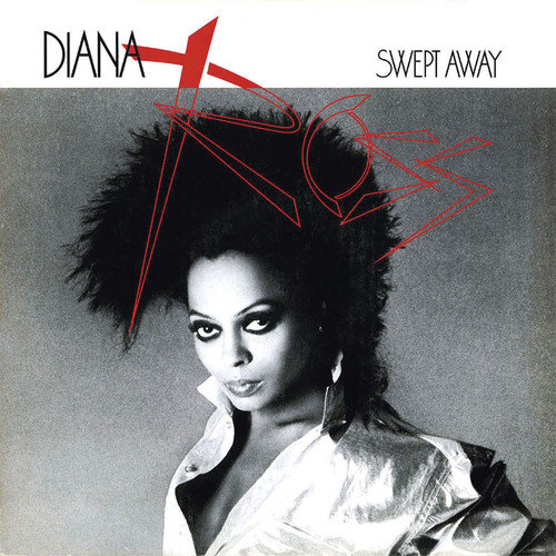 Diana Ross - Swept Away [CD]