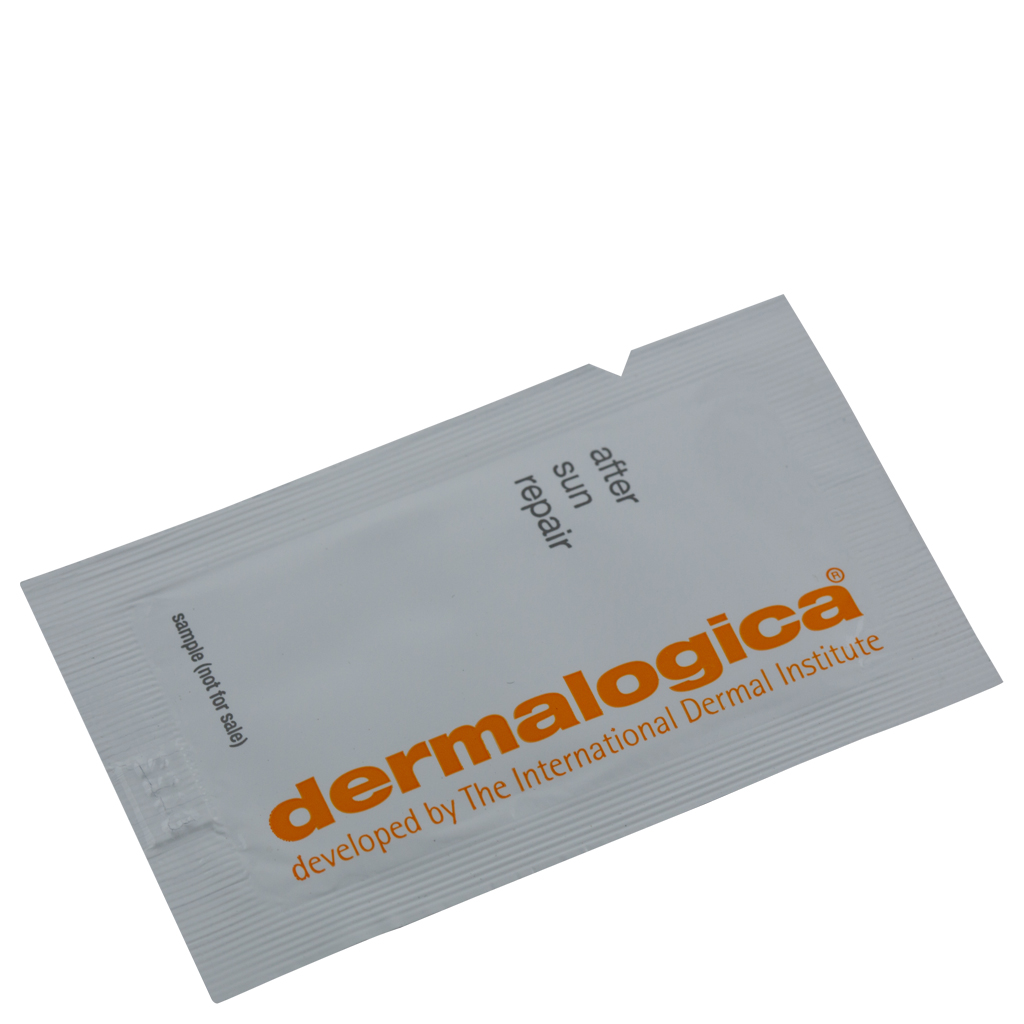 Dermalogica After Sun Repair Sample Size Retinol Dual Action Face Cream with Hyaluronic Acid, CoQ10 + E