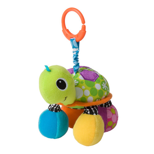 Infantino Topsy Turtle Mirror Pal by Infantino