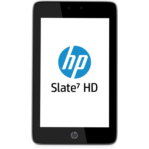 "HP Slate 7 HD 3400US 7"" Tablet 16GB Memory 4G"