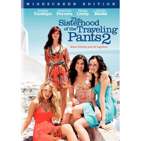 The Sisterhood of the Traveling Pants 2 (DVD) (Girl From Sisterhood Of The Traveling Pants)