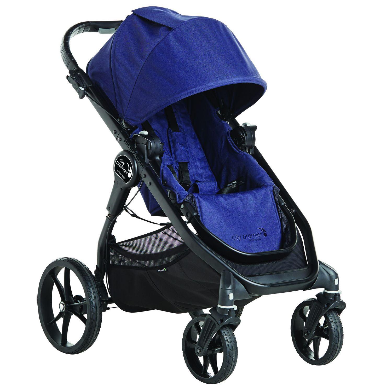 Baby Jogger City Premier Stroller Indigo Walmart Com