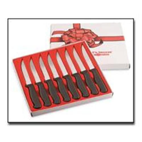 Chef's Secret 8Pc Steak Knife Set by Chefs Secret