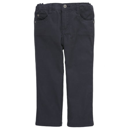 Blue Jeans Clothes - Toddler Boy Slim Straight Jeans