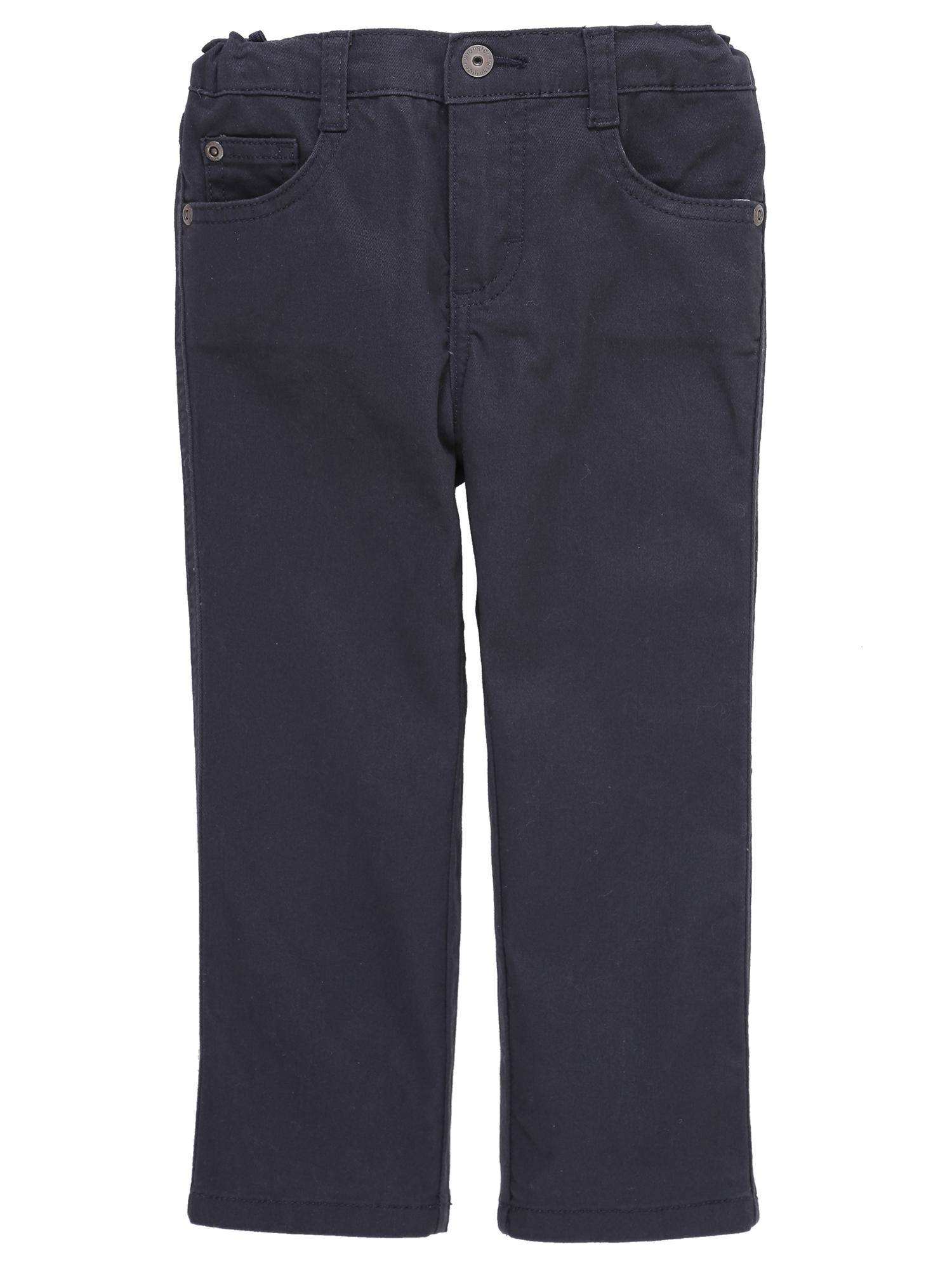 Toddler Boy Slim Straight Jeans