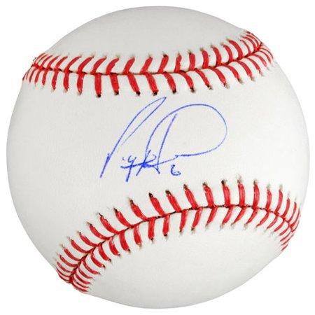Ryan Howard Philadelphia Phillies Autographed Baseball