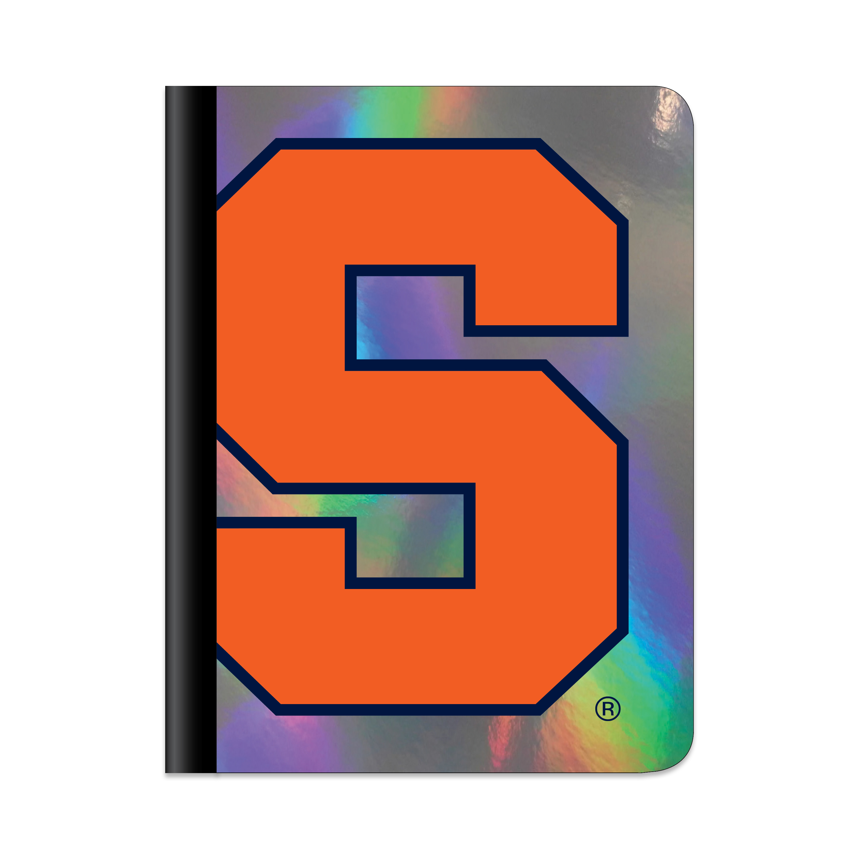 SYRACUSE ORANGE HOLOGRAPHIC COMPOSITION BOOK