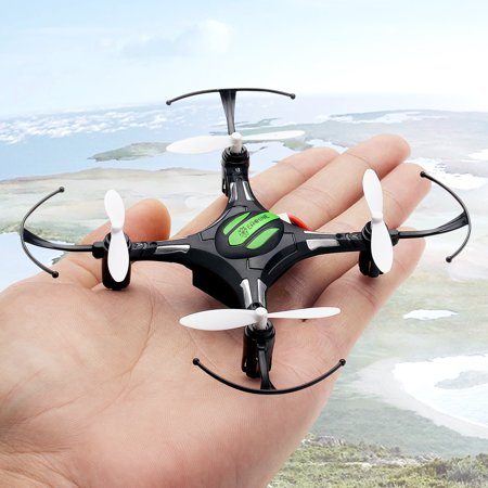 Eachine H8 Mini Headless RC Helicopter Mode 2.4G 4CH 6 Axle Quadcopter RTF Remote Control Toy ()