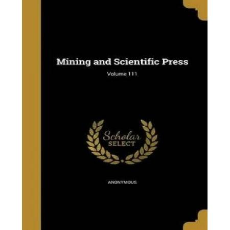 Mining and Scientific Press; Volume 111 - image 1 of 1