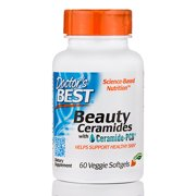 Best Ceramides - Doctor's Best Beauty Ceramides with Ceramide-PCD Veggie Soft Review