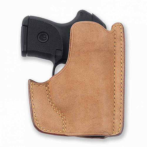 "Galco Front Pocket Holster for S&W J FR 640 Cent 2-1/8"" .357, Natural"